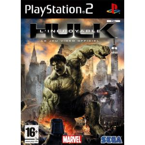 The Incredible Hulk : Ultimate Destruction [PS2]