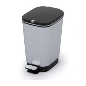 CEP Office Solutions Poubelle pédale plastique 6 litres