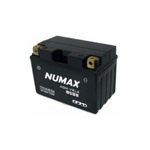 Numax Batterie moto Premium AGM YT12ABS / YTX12A-BS SLA 12V 10Ah 175A