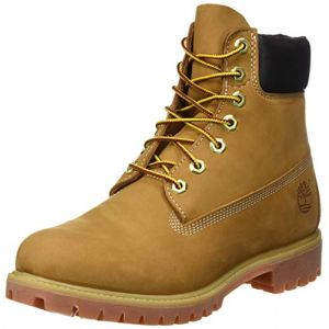 Timberland Icon 6 Premium Boot Wheat Nubuck Baskets - Sneakers