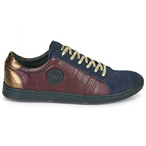 Pataugas Baskets basses JEANNE violet - Taille 36,37,38,39,40
