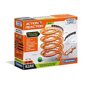 Clementoni Action & Réaction - Spirale et trappe