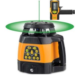 Geo Fennel FLG 240HV Green - Laser rotatif h et v Ø 400m