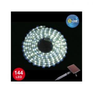 Tube lumineux solaire 144 LED (3m)