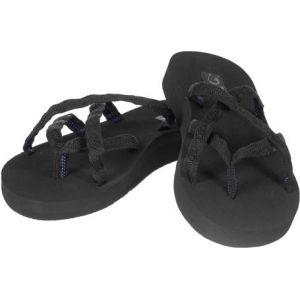 Teva Women´s Olowahu - Sandales de marche taille 7, noir