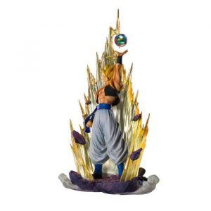 Bandai Figurine Figuarts Zero - Dragon Ball Z - Gogeta Super Saiyan Fusion Resurrection
