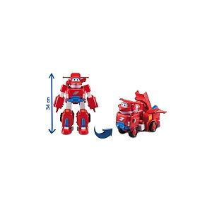 Auldey Super Wings - Jett Super Robot Transformable