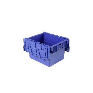 Viso Bac fermable DSW 4325 (l x h x p) 400 x 250 x 300 mm bleu 1 pc(s)