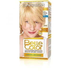 Garnier Belle Color - Coloration permanente Blond n°112 Blond très très clair doré naturel