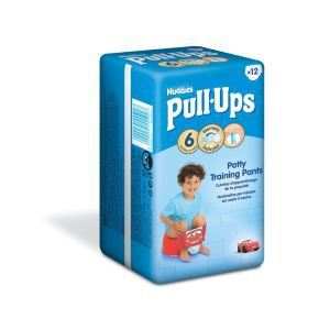 Huggies Pull-Ups taille 6 (16-23 kg) - 12 couches culottes