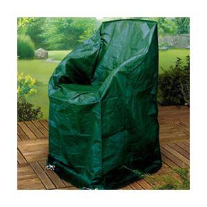 Gardman Housse pour chaises ou fauteuils de jardin empilables