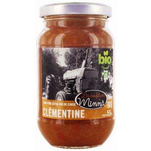 Les spécialités de minnà Confiture Clémentine 350g