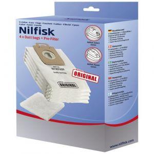 Nilfisk Sac aspirateur SELECT X4