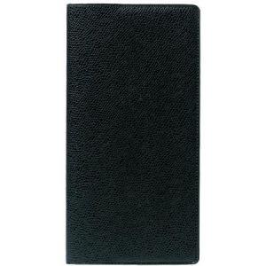 Quo Vadis 284206Q - Agenda 8,8x17 Italnote FR Impala, coloris noir