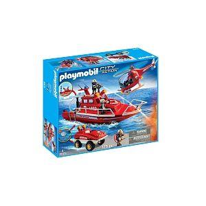 Playmobil 9503 City action - Coffret forces spéciales pompiers