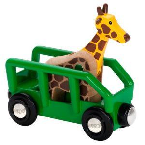 Brio 33724 - Wagon girafe
