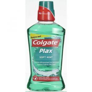 Colgate Plax Menthe douce - Bain de bouche 500 ml
