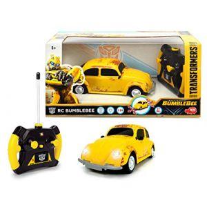 Smoby Voiture radiocommandée 1/24ème - Transformers Bumblebee