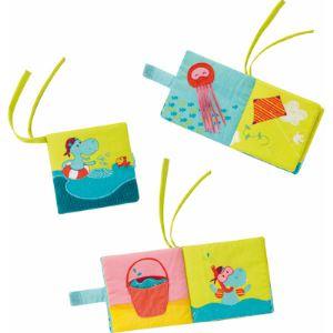 Lilliputiens Livre d'activités: Imagier mer (86510)