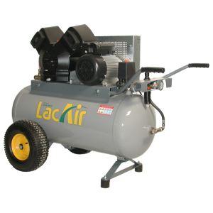 Lacme AirBAT 27/100 VMC - Compresseur de chantier électrique monophasé 100 litres (462570)