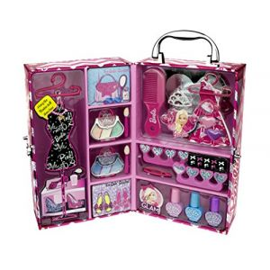 Mattel Mallette de Maquillage Barbie Dreamhouse
