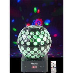 Ibiza Light Ibiza 15-1387 STARBALL-GB Jeu de lumières boules à facettes