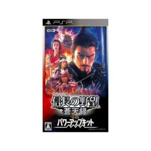 Tecmo Koei Nobunaga No Yabou: Soutensoku With Power-Up Kit [Import Japonais]