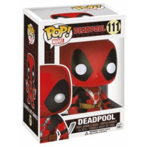 Funko Figurine Pop! Deadpool : Two Swords 111