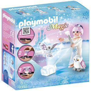 Playmobil Princesse Fleur de glace - 9351