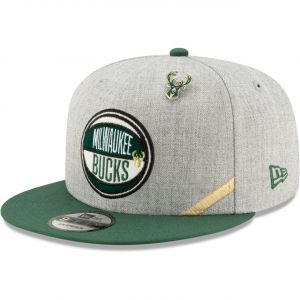 New era Snapback Cap - NBA 2019 Draft Milwaukee Bucks