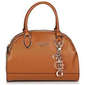 Guess Sac à main SHEROL CALI SATCHEL Marron - Taille Unique