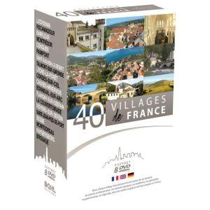 Coffret 40 Villages de France