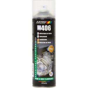 Motip Détecteur de fuite - Aérosol 400 ml - Transparent