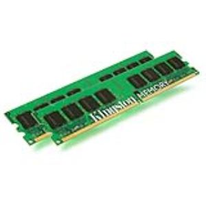 Kingston KTM2865SR/4G - Barrettes mémoire 2 x 2 Go DDR2 400 MHz 240 broches