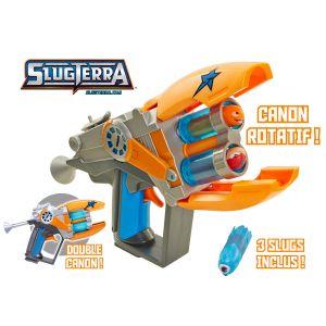 Giochi Preziosi Blaster 2 canons avec 3 Slugs