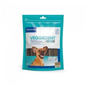 Virbac Lamelles dentaires VeggieDent Tailles : XS