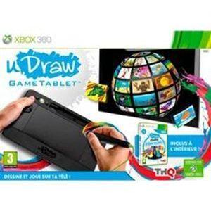 THQ uDraw GameTablet + uDraw Studio : Dessiner Facilement pour Xbox 360