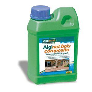 Algimouss Alginet bois composite - Nettoyant bois composite bidon de 1 litre