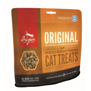 Orijen Original Cat Treats chat 35 g