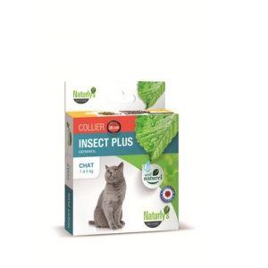 Image de Naturly's Octave Collier Insect Plus pour chat