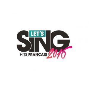 Let'S Sing 2016 : Hits Français [Wii]
