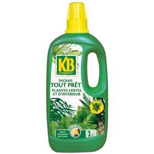 KB Engrais tout prêt plantes vertes 1 L