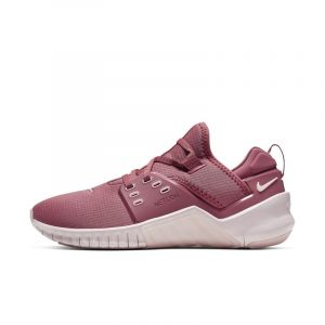 Nike Chaussure de training Free X Metcon 2 pour Femme - Rouge - Taille 39 - Female