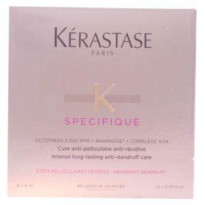 Kérastase K Spécifique - Cure anti-pelliculaire anti-récidive