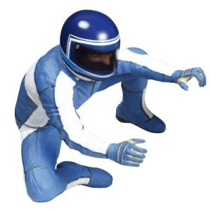 Tamiya 14122 - Pilote de moto GP Virage