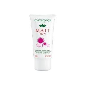 Cosmecology Matt skin - Crème matifiante visage