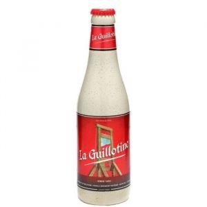 Brasserie Huyghe La Guillotine - Bière Blonde - 33 cl - 8,5 %