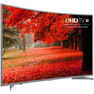 Hisense 55N6600 - Téléviseur LED 138 cm 4K UHD incurvé