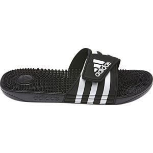 Adidas Adissage - Sandales de marche taille 10, noir