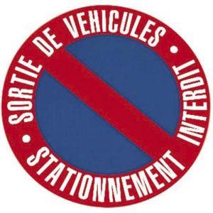 Altium Disque Stationnement interdit